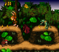 Donkey Kong Country SNES 010