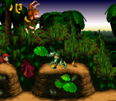 Donkey Kong Country SNES 011
