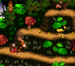 Donkey Kong Country SNES 012