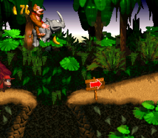 Donkey Kong Country SNES 020