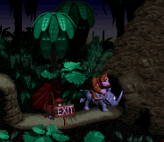 Donkey Kong Country SNES 022