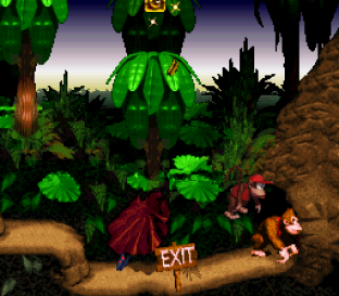 Donkey Kong Country SNES 031