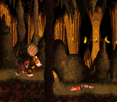 Donkey Kong Country SNES 033
