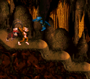 Donkey Kong Country SNES 034