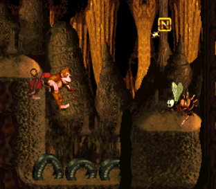 Donkey Kong Country SNES 042