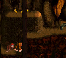 Donkey Kong Country SNES 044