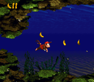 Donkey Kong Country SNES 053