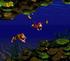 Donkey Kong Country SNES 054