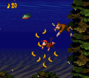 Donkey Kong Country SNES 056