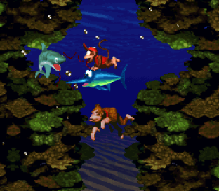 Donkey Kong Country SNES 064