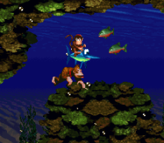 Donkey Kong Country SNES 065