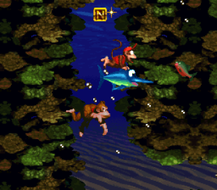 Donkey Kong Country SNES 067