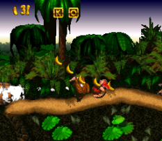 Donkey Kong Country SNES 076