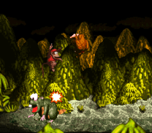 Donkey Kong Country SNES 086