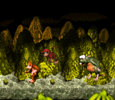 Donkey Kong Country SNES 087
