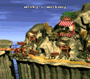 Donkey Kong Country SNES 089