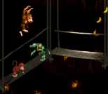 Donkey Kong Country SNES 091