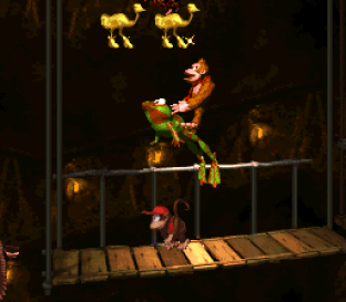 Donkey Kong Country SNES 097