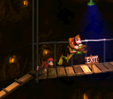 Donkey Kong Country SNES 099