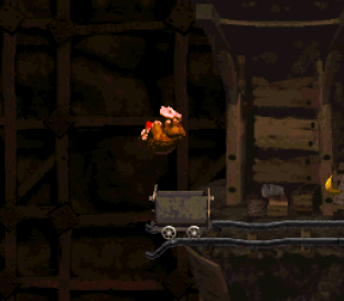 Donkey Kong Country SNES 100