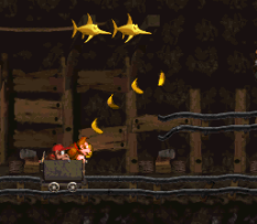 Donkey Kong Country SNES 110