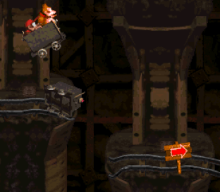 Donkey Kong Country SNES 119