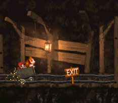 Donkey Kong Country SNES 120