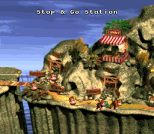 Donkey Kong Country SNES 127