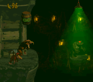 Donkey Kong Country SNES 130