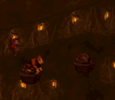 Donkey Kong Country SNES 132