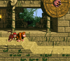 Donkey Kong Country SNES 142