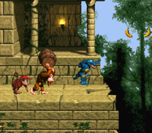 Donkey Kong Country SNES 144