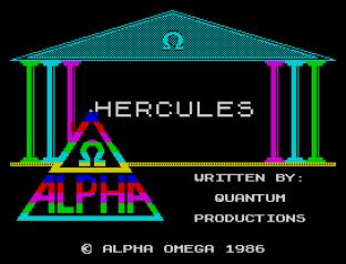 Hercules ZX Spectrum 01