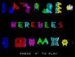 Hercules ZX Spectrum 02