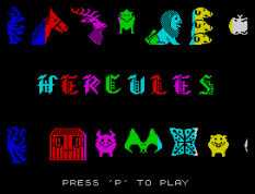 Hercules ZX Spectrum 33