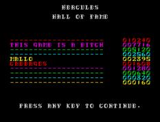 Hercules ZX Spectrum 55