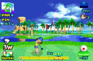 Mario Golf - Advance Tour GBA 020
