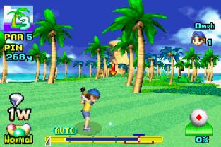 Mario Golf - Advance Tour GBA 031