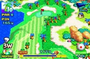 Mario Golf - Advance Tour GBA 067