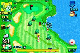 Mario Golf - Advance Tour GBA 119
