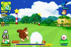 Mario Golf - Advance Tour GBA 120