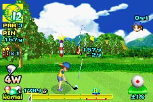 Mario Golf - Advance Tour GBA 130