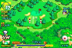 Mario Golf - Advance Tour GBA 131