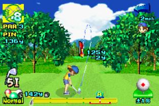 Mario Golf - Advance Tour GBA 144