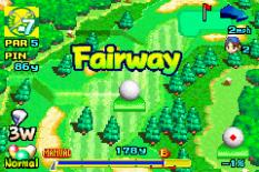 Mario Golf - Advance Tour GBA 154