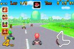 Mario Kart - Super Circuit GBA 008