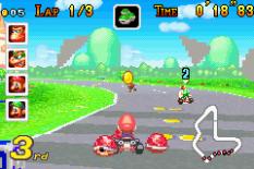Mario Kart - Super Circuit GBA 010