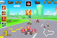 Mario Kart - Super Circuit GBA 011