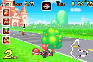 Mario Kart - Super Circuit GBA 012