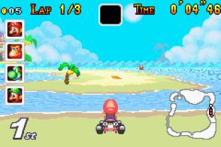 Mario Kart - Super Circuit GBA 020